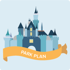 Disneyland Park 1-Day Plan