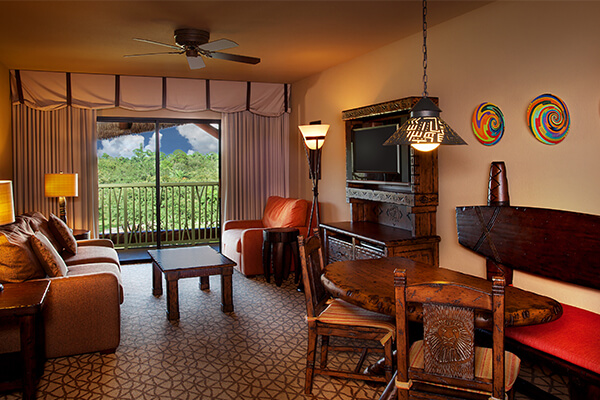 Disney 39 s animal kingdom lodge jambo house walt disney - 3 bedroom grand villa disney animal kingdom ...