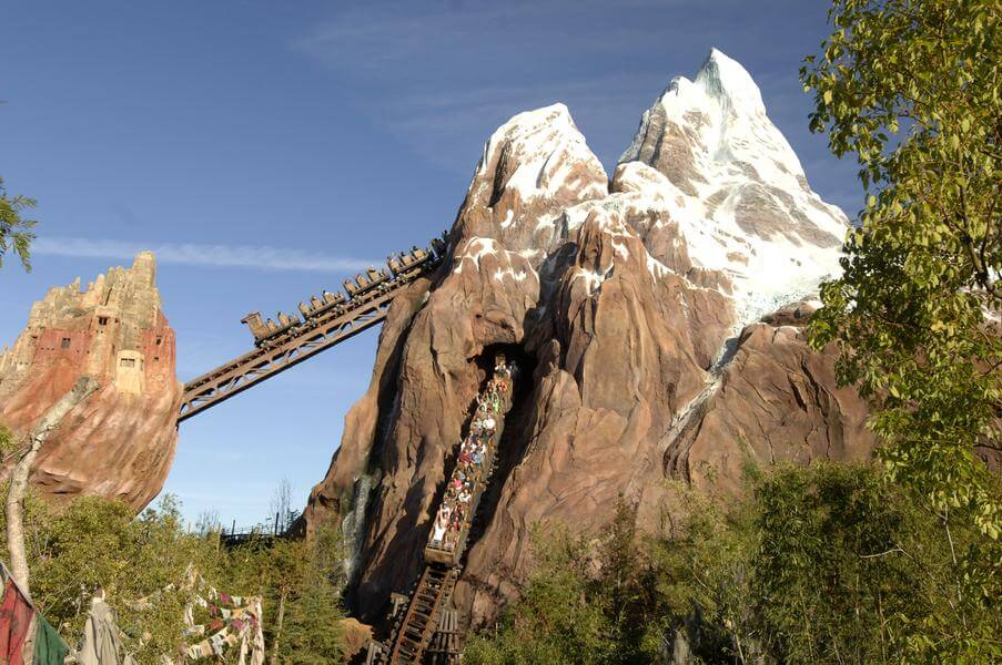 Expedition Everest | Disney's Animal Kingdom Discount Tickets