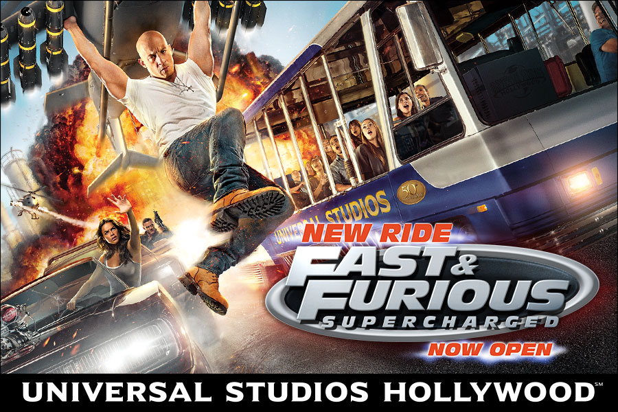 Fast & Furious – Supercharged