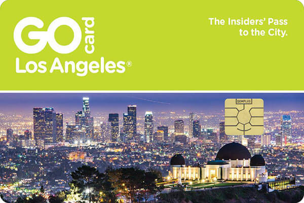 Go Los Angeles Multi Attraction Pass