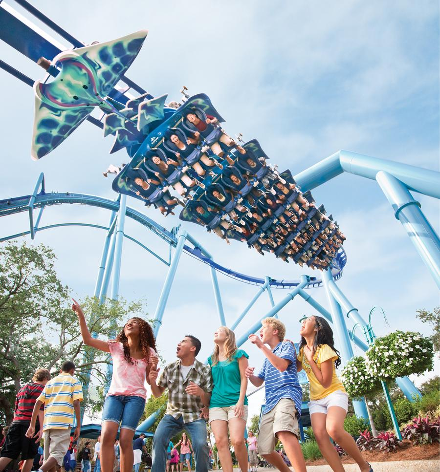 Image Result For Busch Gardens California Map