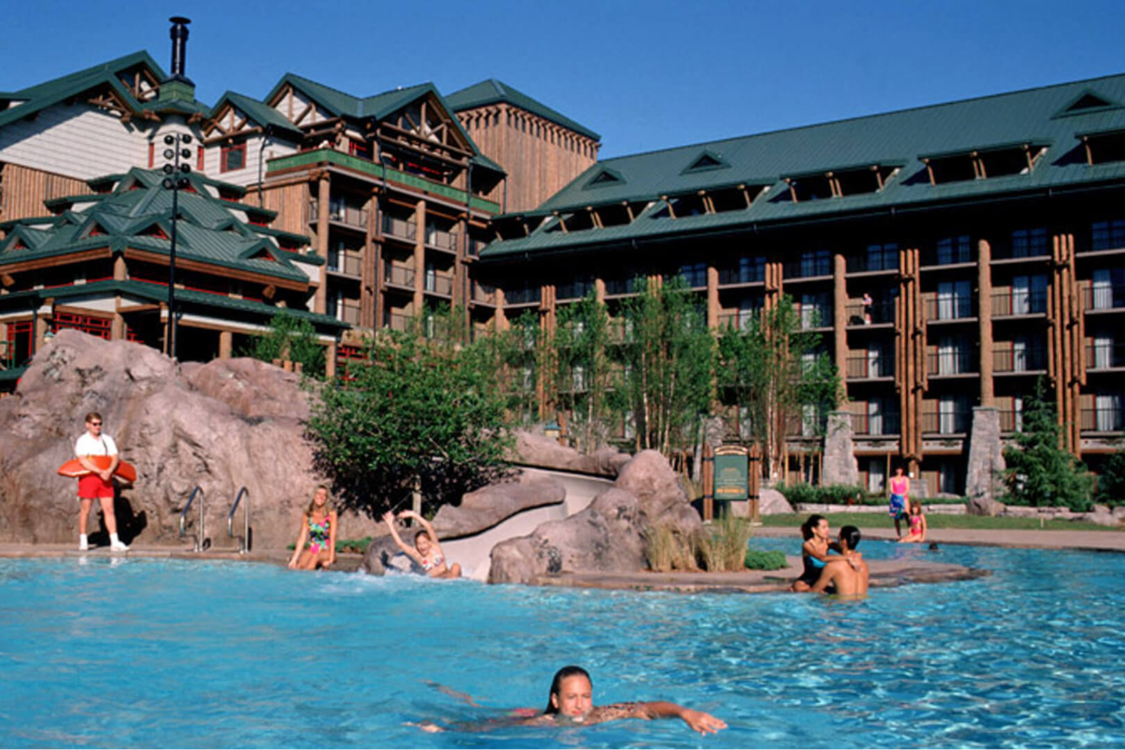 The Villas At Disney S Wilderness Lodge Walt Disney