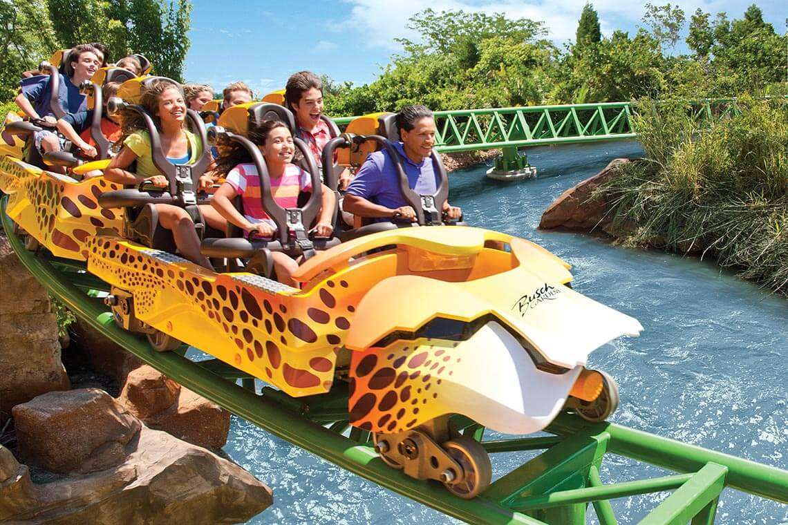 SeaWorld Orlando Parks Choose Your Adventure Unlimited Ticket