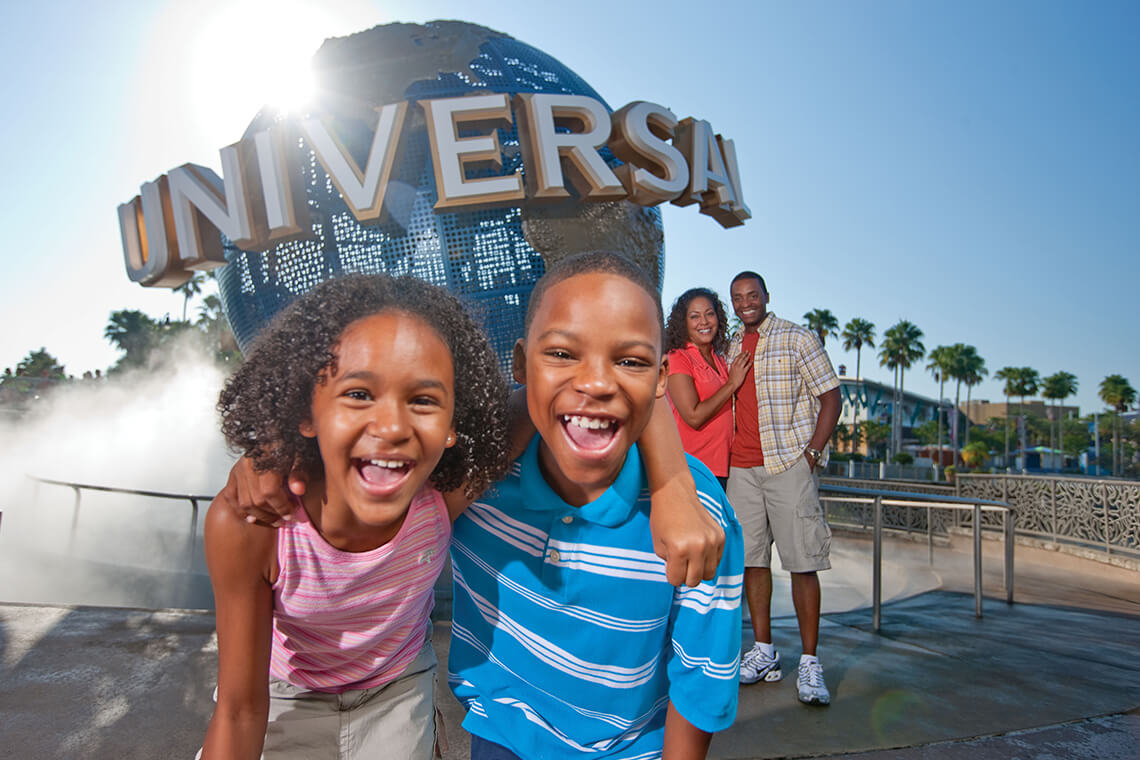 Universal 2-Day Park-to-Park Ticket - Plus Extra Day